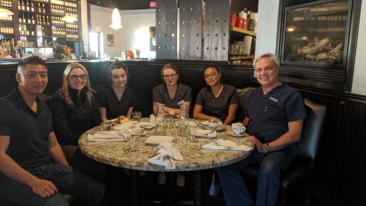 Ancaster Foot Clinic Team (1)
